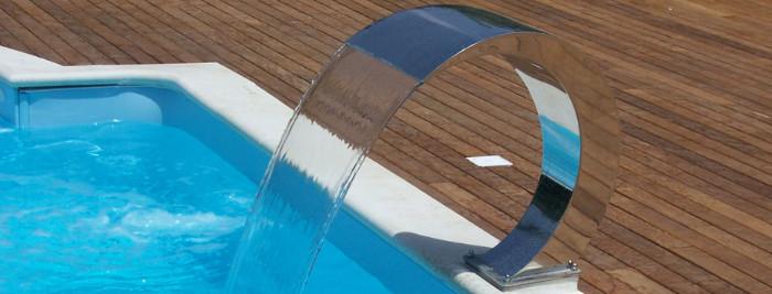 Lama d'acqua