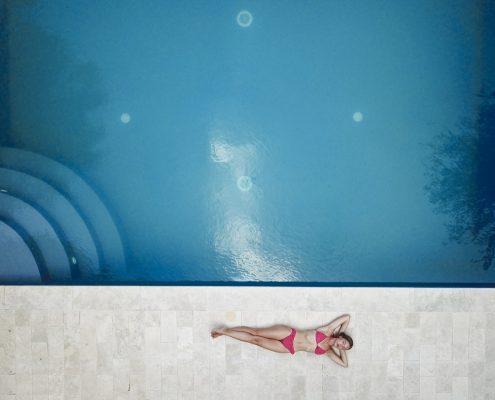 realizzazione piscina