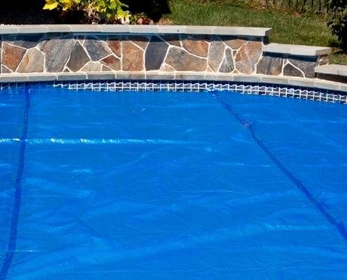 chiusura piscina